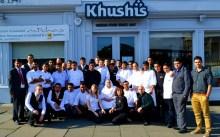Edinburgh PR Agency's project work for Edinburgh restaurant Khushis