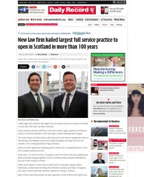 15 MAY Daily Record Online