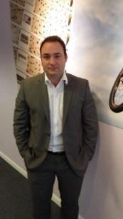Gavin Mochan:Head of Sales