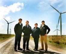 Public relations in Edinburgh, Scotland for Banks Renewables