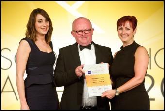 CALA Gilsland Award Win
