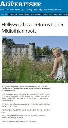 03 AUG Midlothian Advertiser ONLINE