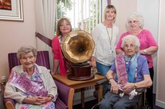 Bield centenarians