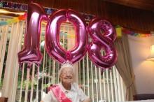 Bield Meg melvin 108th Birthday Dundas Court-6146