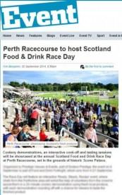 Perth Racecourse Event Magazine