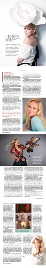 04 SEP Scottish Woman Magazine PG 19 - 22 FULL PAGE