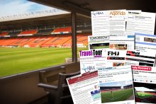 Media coverage success story for Sodexo's contract with Dundee United, assisted by Food and Drink PR agency, Holyrood PR