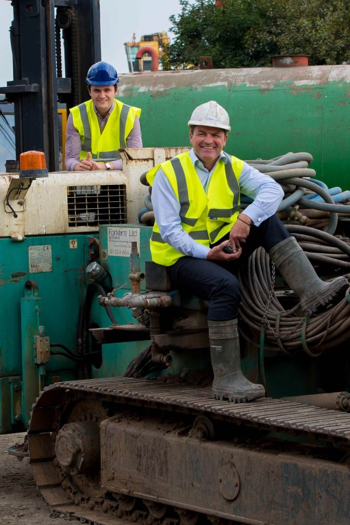 Garry Miller, Contracts Manager at Forkes Ltd