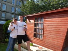 Day to Make a Difference Volunteers
