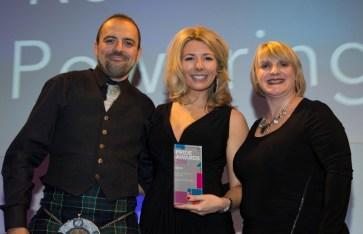 Scottish PR agency Holyrood PArtnership has won multiple PR awards