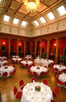 Royal College of Physicians Edinburgh - Great Hall