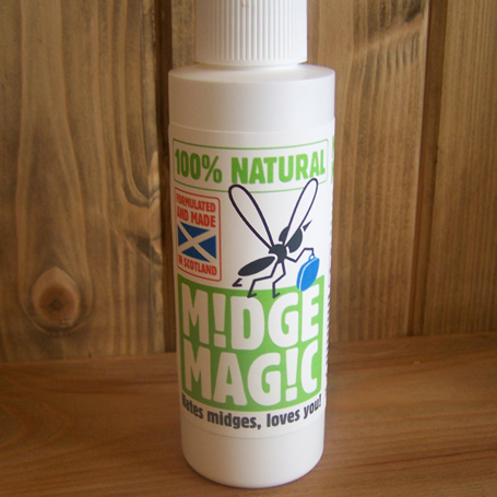 midge repellent IIP photos