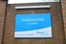 Pentland Hill Bupa Edinburgh PR Client
