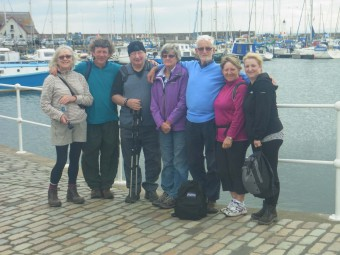 Fife Coastal Path Walk 1