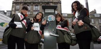 Public relations agency behind Meter Maids PR stunt