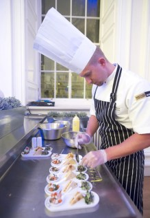 Edinburgh PR agency successful PR for catering giants