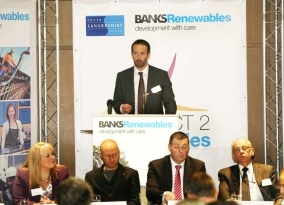 Scottish PR agency for Banks Renewables is Holyrood PR in Edinburgh