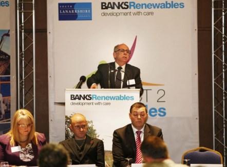 PR agency in Edinburgh for Banks Renewables