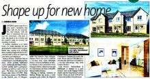 PR agency in Edinburgh helps UK home builder feature in the metor