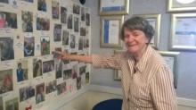 Dementia Wall Bupa Client Edinburgh PR