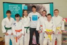 Sarah Clark  Judo Bupa Edinburgh PR Client