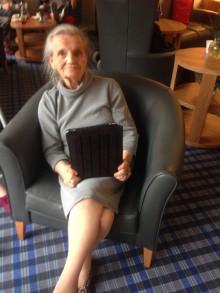 Wifi Bupa Edinburgh PR Client