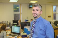 Brian Gibson SBRC Scottish Business Resilience centre Edinburgh PR Client