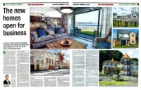 Successful public relations in Edinburgh for CALA Homes