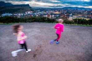 Edinburgh PR agency manages photography for hotel running club