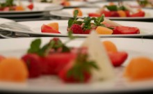 Sodexo Edinburgh Food and Drink PR Client