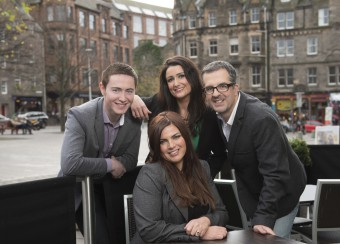 Edinburgh public relations agency secure sponsorship deal for leading solicitors and estate agents