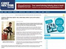 29 JAN www.costsectorcatering.co.uk