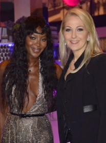 Naomi Campbell To Tackle Ebola With Hospital Project