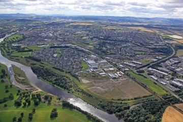 Holyrood PR Invest in Perth