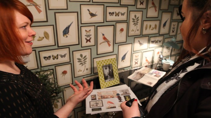 PR agency Edinburgh help Edinburgh Home builder host bloggers event