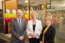 Blackwood, client at award winning PR agency Holyrood PR