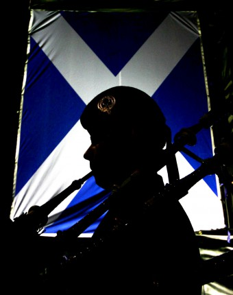 Media success for Scottish Schools pipeband championship thanks to award winning PR in Edinburgh