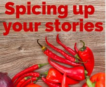 Scottish public relations agency Holyrood PR in Edinburgh helps add extra spice to the business stories of PR clients