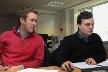 Holyrood PR in Edinburgh Staff Train Interns to give them expert PR skills