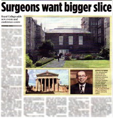 Edinburgh Evening News media coverage