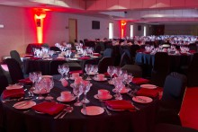 Aberdeen Football Club for food and drink pr story
