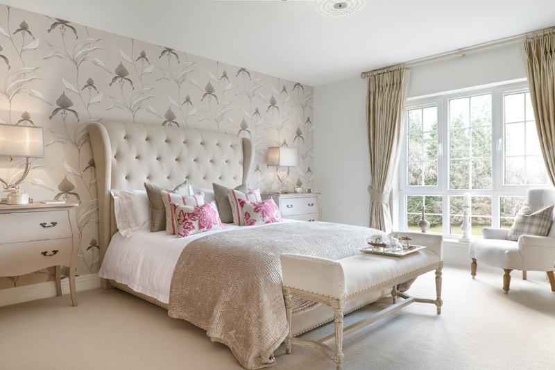 CALA Homes Master Bedroom