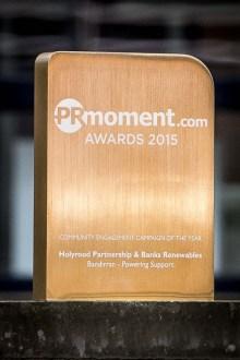 Edinburgh PR agency win another gold award