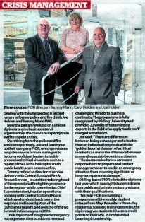 Scottish PR Coverage