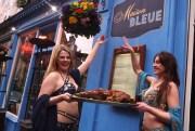Public relations success for relaunch of Maison Bleue restaurant