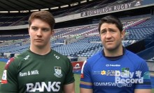 Scottish public relatons agency Holyrood PR in Edinburgh represents both the rival rugby sponosrs in 2015 BT Cup