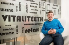 PR Photography captures High-end Edinburgh Dentist