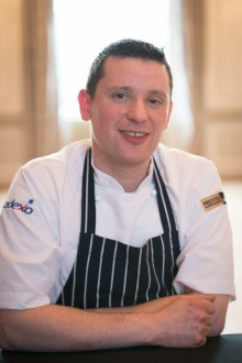 Tom Beauchamp is an acclaimed chef working with Sodexo Prestige Venues & Events
