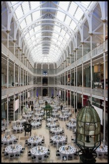 The national museum of Scotland- food and drink pr story