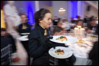 Food and drink PR experts at the Scotland Food and Drink Awards